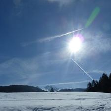 Sonnelen oder Skitour?