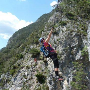 Crazy Eddy (Klettersteig)