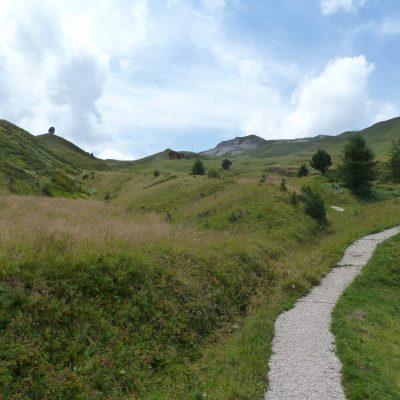 Bergtour oder Cluburlaub? Der Weg verrät es einem schon mal nicht!