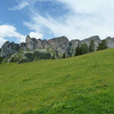 Achensee 5-Gipfel-Klettersteig