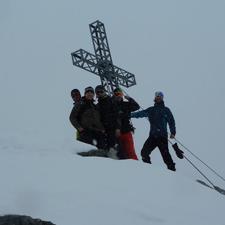 Schöntalspitze 3.002m