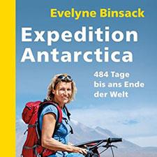 Evelyne Binsack – Expedition Antarctica