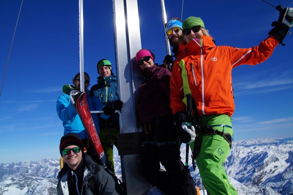 Wildspitze 3.768m