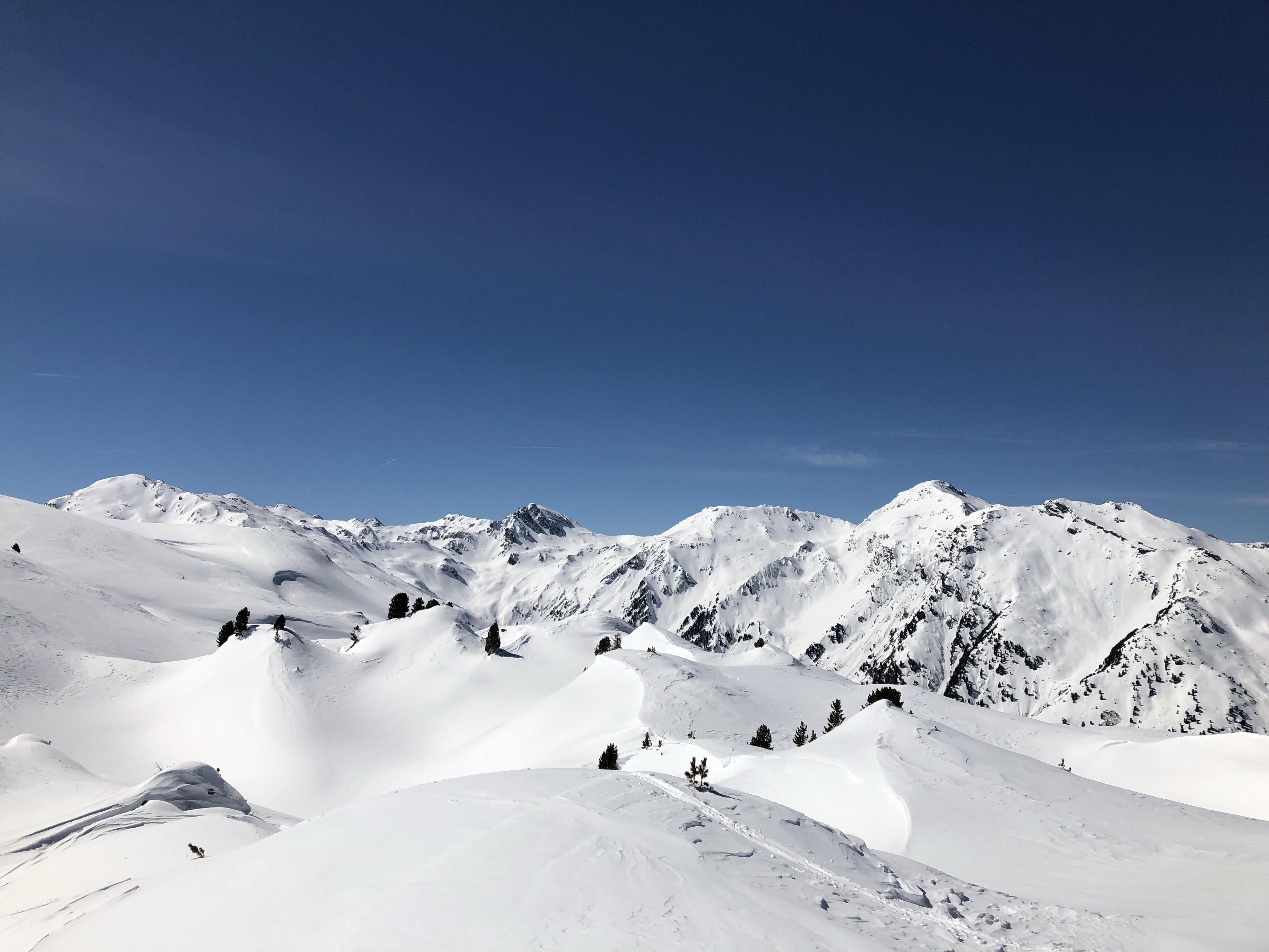 Rosslaufspitze & Hoher Kopf