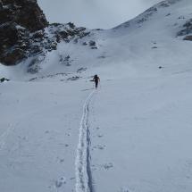 Eiskögele – ohne Gipfelhang