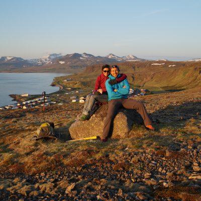 Blick auf Ólafsvík